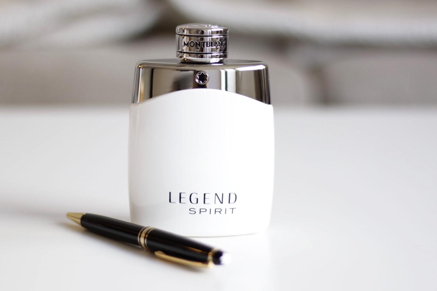 REVIEW/ Đánh Giá Nước Hoa Mont Blanc Legend Spirit Nam