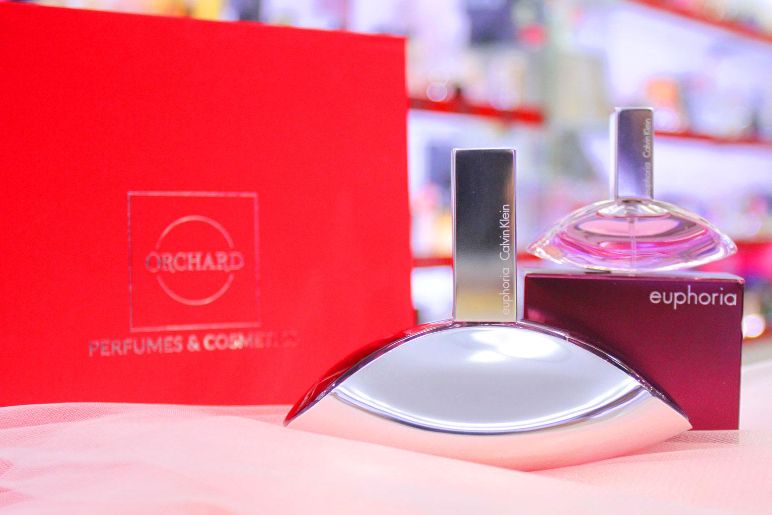 Những Mùi Hương Nước Hoa Calvin Klein Quyến Rũ Nhất Cho Nữ