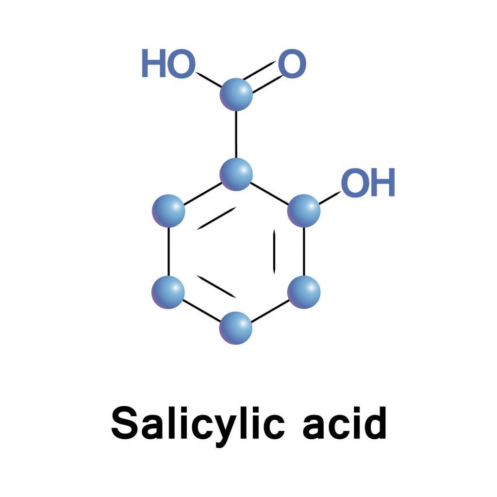 Salicylic acid or Beta Hydroxy Acid