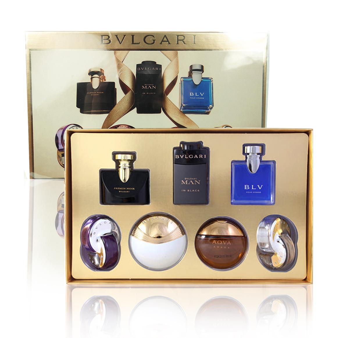 Mini Set Bvlgari 7pcs - Orchard.vn d299d0d57fd