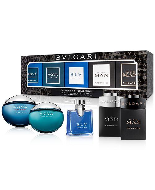 Giftset Bvlgari The Men's Collection 5pcs 1