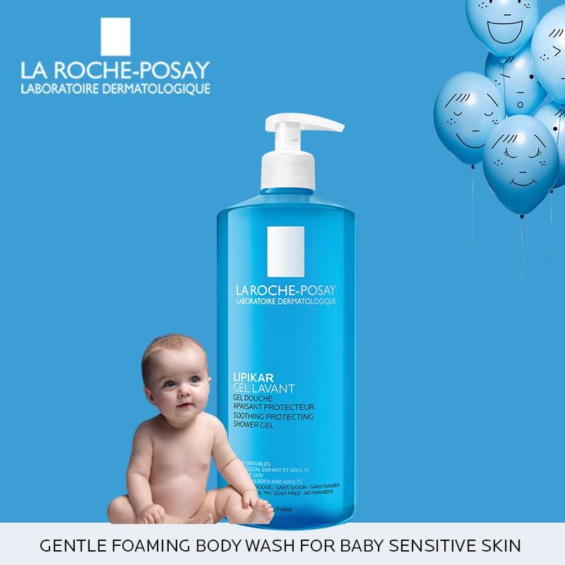 la Roche posay Lipikar Gel Levant Soothing Protecting-2
