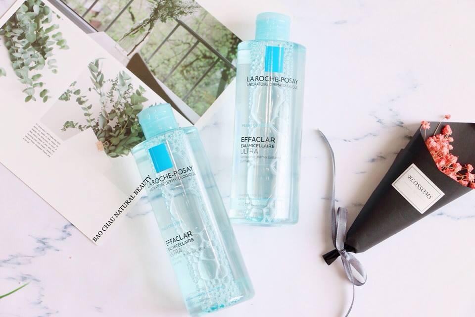 Tẩy Trang La Roche-Posay Effaclar Micellar Water - Orchard.vn