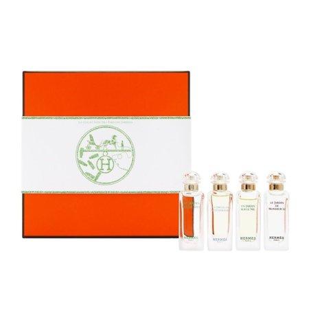 Gift Set Hermes La Collection Des Parfums Jardins 4 Pcs - Orchard.vn