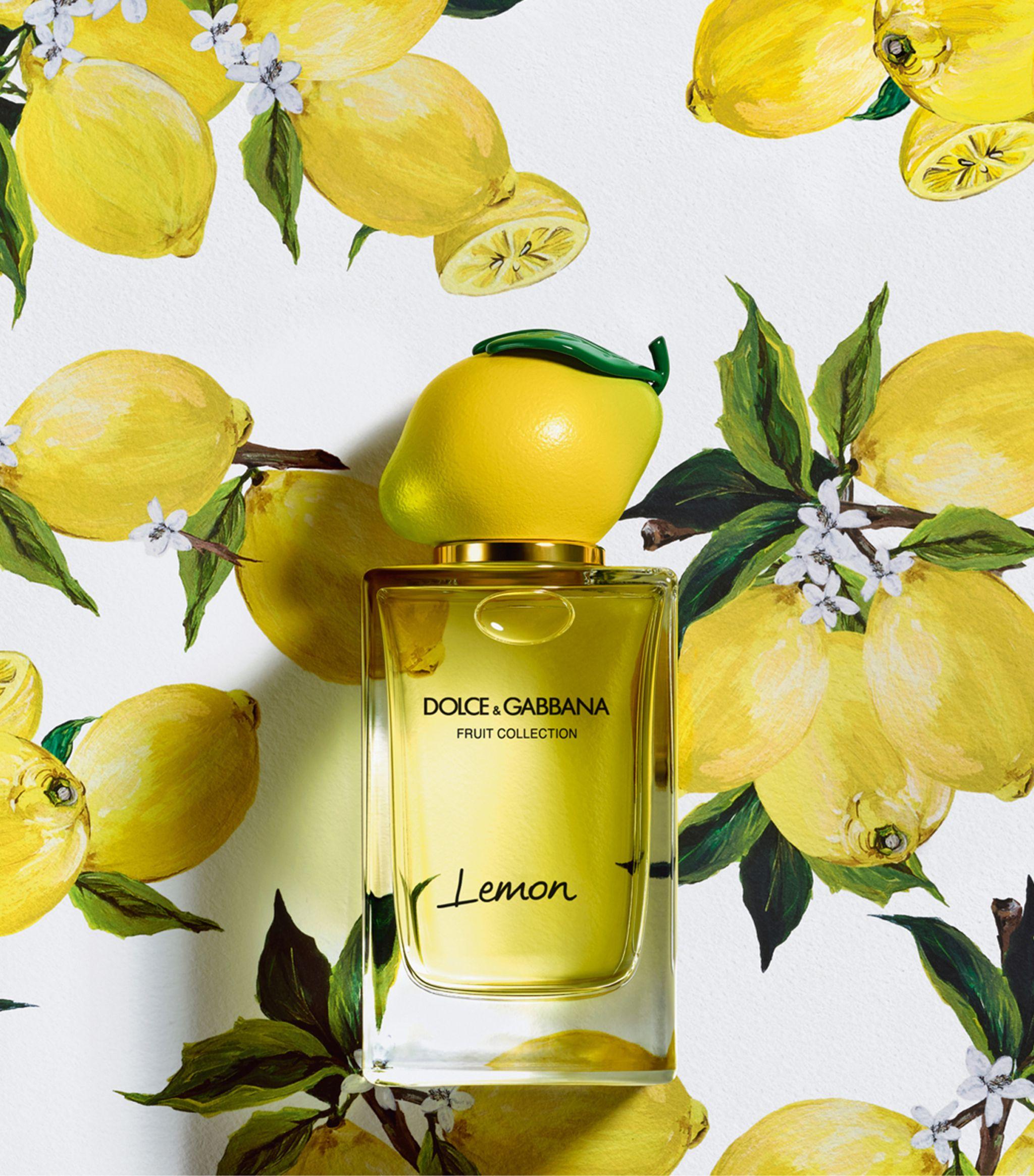 Dolce & Gabbana Velvet Fruit Collection Lemon EDT - Orchard.Vn