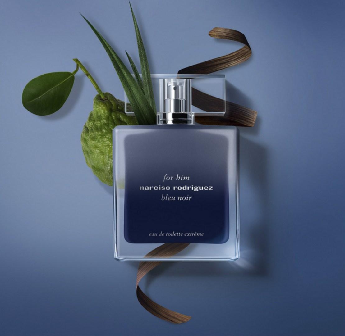 Narciso Rodriguez For Him Bleu Noir Eau De Toilette Extreme - Orchard.vn